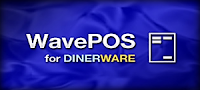 WavePOS for Dinerware the IOS, IPad, IPod Point Of Sale solution